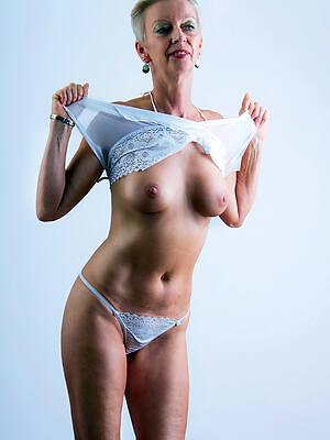 Mature naked