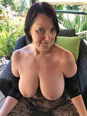 Old women nude