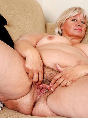 Naked mature