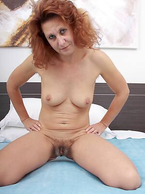 Naked sexy mature