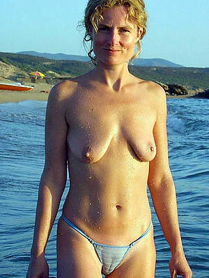 Naked old mature