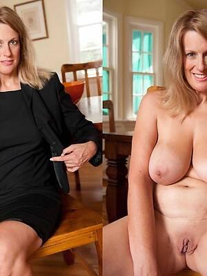 Sexy amateur mature