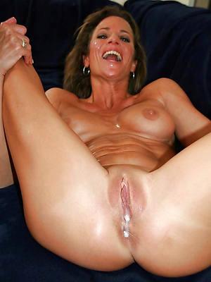 Mature women creampie porn pics