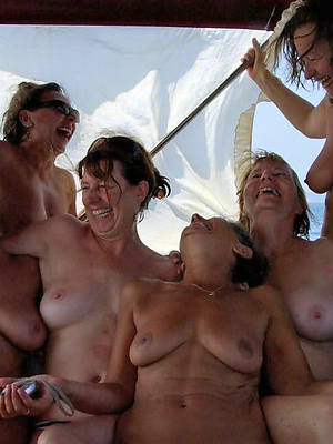 Free really mature women