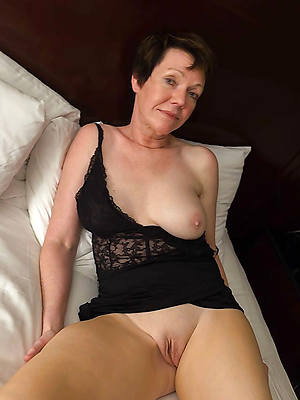 Horny mature women