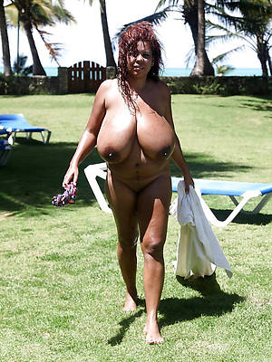 Best nude mature women