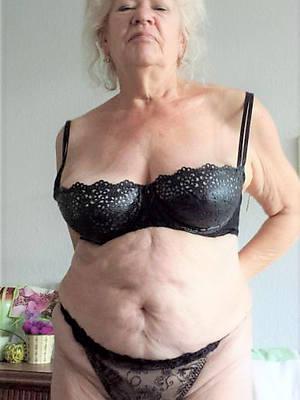 Best nude mature women
