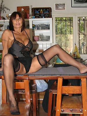 Lovely nude mature women