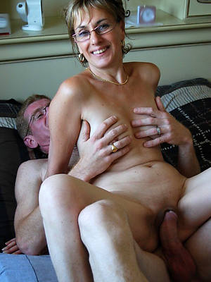 Lovely nude mature women