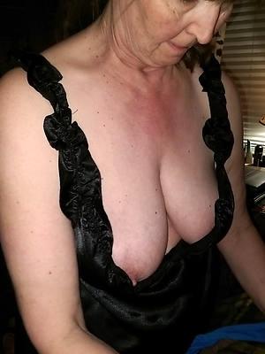 Horny mature free photo
